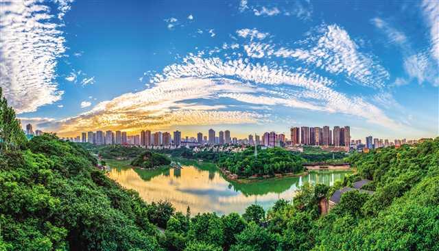 九龙坡 扮靓五只金凤凰 打造旅游风景眼 - 重庆日报网