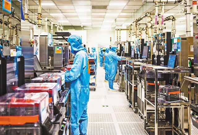 华润微电子助力重庆集成电路产业上下游聚集