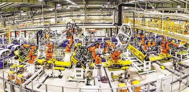 2019年重庆经济增长_推动工业经济发展 2019年重庆这些地方准备这么干