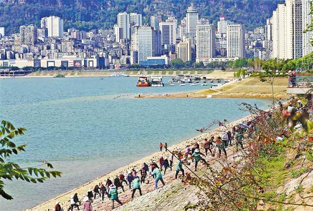 建设生态廊道守护长江母亲河