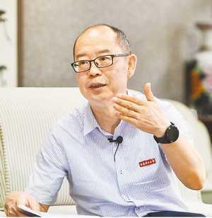 重庆理工大学校长杜惠平:推动科技成果从实验室走向生产线