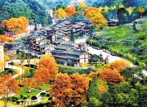南川 加快推进旅游国际化 打造国际休闲旅游度假区