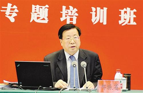 中国新闻出版研究院院长郝振省: 改革不能没有文化的力量